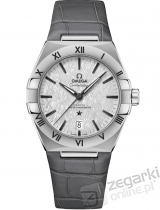 ZEGAREK OMEGA CONSTELLATION OMEGA CO‑AXIAL MASTER CHRONOMETER 39 MM 131.13.39.20.06.001