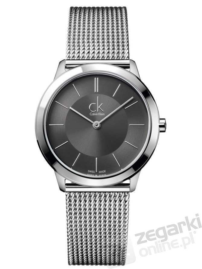 6e724c0c8 CALVIN KLEIN K3M22124 - Zegarki Online - internetowy sklep z zegarkami